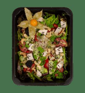 catering dietetyczny dieta odchudzająca dieta light przykładowy posiłek